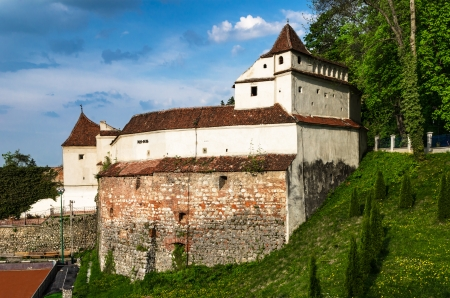 weavers: Weavers Bastion of Brasov Fortress, romania Editorial