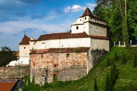 weavers: Weavers Bastion of Brasov Fortress, romania Editorial