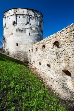 Bastion of Brasov medieval fortress, Romania Stock Photo - 17298011