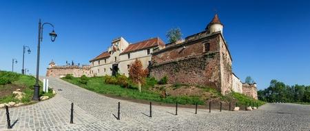 the citadel: Brasov Cittadella Transilvania, Romania Archivio Fotografico