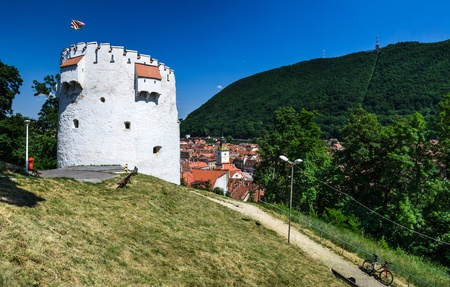 White Tower, Brasov photo
