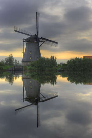peace risk: Windmill in the Mirror