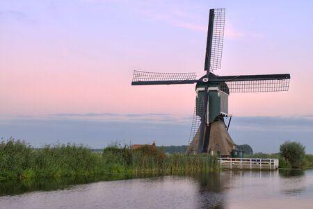 peace risk: Gelkenes windmill (The Netherlands