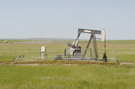 alberta: Oil pump, Alberta, Canada