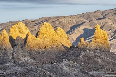 Trona Pinnacles, Sears Valley, California