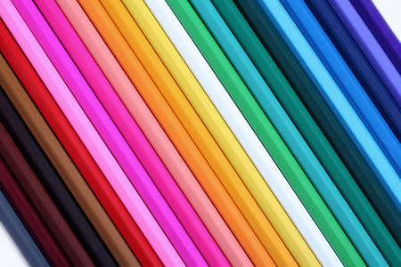 coloured pencil abstract Stock Photo - 510372