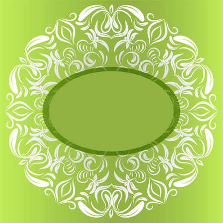 delicate: Delicate invitation card   Light pattern