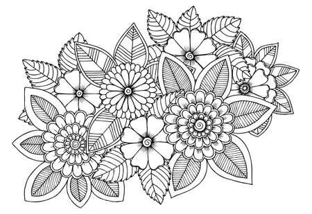 Rosas En Blanco Para Pintar. Pegostes Y Colores Pintar Sobre ...