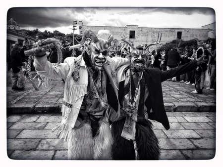 oaxaca: Traditional  dance Oaxaca