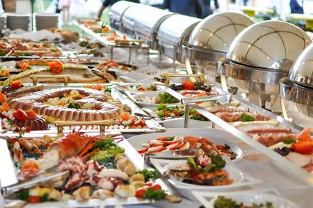 comida gourmet: Catering de alimentos