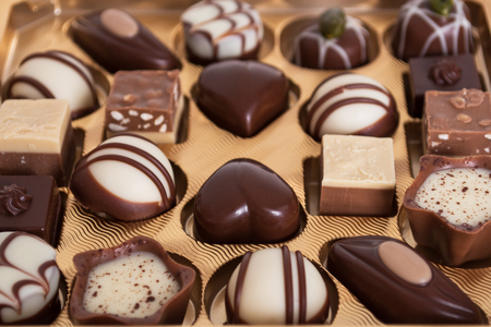 bonbons: Chocolate, Chocolate Candy, Truffle