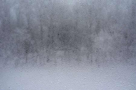 gouttelettes fenêtre