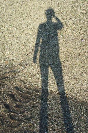 sand shadow