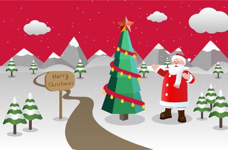 크리스마스 일러스트