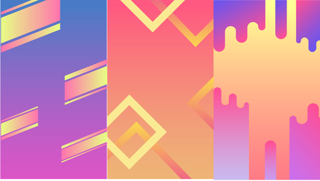 Background template fashion abstract