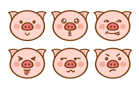 2019 Pig expression
