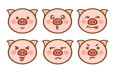 2019 Pig expression