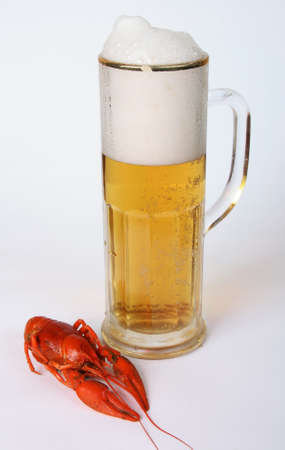 Beer against cancer  Stock Photo