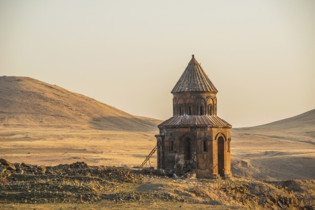 Ani is a ruined and uninhabited medieval Armenian city-site situated in the Turkish province of Kars, near the border with Armenia  Armenian chroniclers such as Yeghishe and Ghazar Parpetsi first mentioned Ani in the 5th century AD  Sajtókép