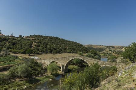 anatolia: Cataltepe Bridge, Usak, Anatolia, aegean Turkey.