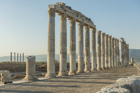 2nd century: Laodicea was the ancient metropolis of Phrygia Pacatiana, built on the river Lycus, in Anatolia. 2nd Century B.C.