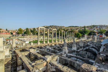 homer: Smyrna is an ancient city zmir in Turkey