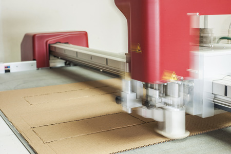 high powered: laser cutting machine