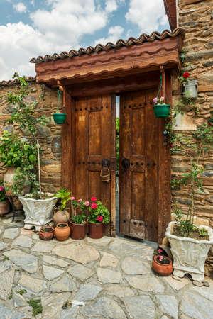 building feature: Birgi, Odemis, Izmir, Turkey