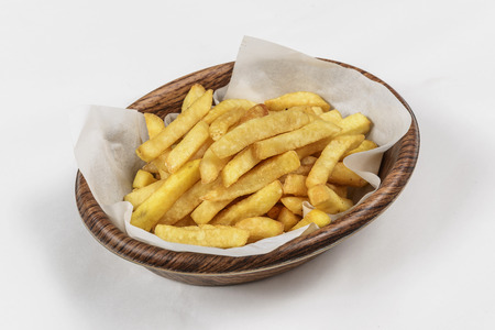 food state: French Fries in a basket.