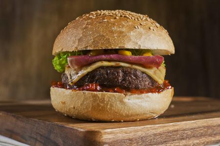burger Stok Fotoğraf - 37256885