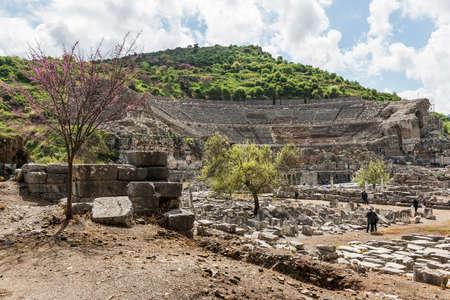 antica grecia: Efeso, in Turchia - Medio Oriente, romano, Antica Grecia, Paesaggio