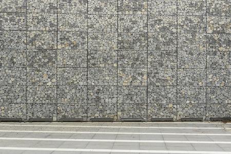 gran muro de gaviones photo - Muro De Gaviones