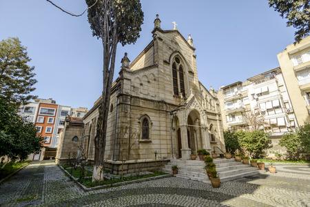 soul searching: St. Helen Church. Turkey, izmir