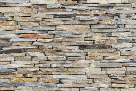 tile cladding: Black slate wall texture and background, stone wall