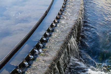 water treatment plant: Sewage water treatment plant