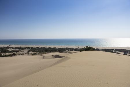 Patara desert, Turkey