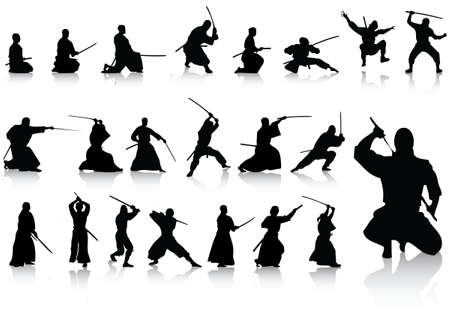 fighters Illustration