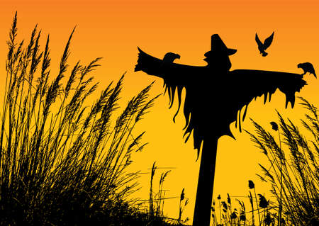 crows: scarecrow