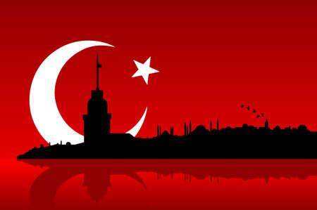 istanbul Stock Vector - 6162661