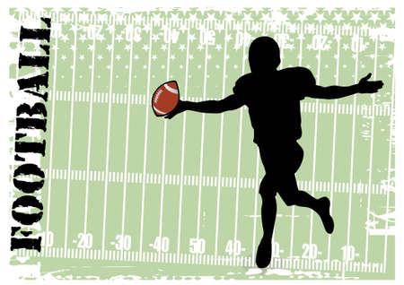 scramble: football