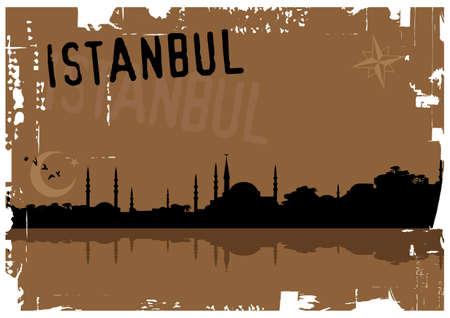 istanbul Stock Vector - 6162681