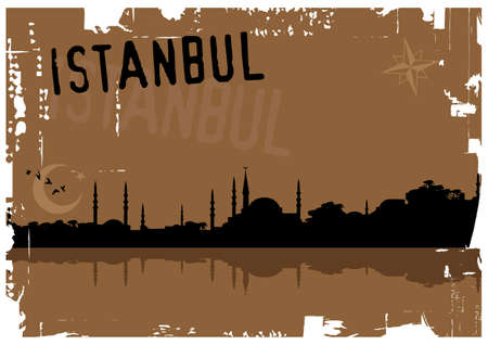 istanbul Stock Vector - 6162681