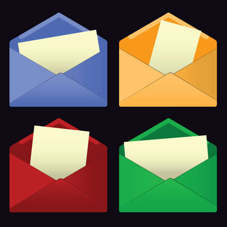 mails Vector