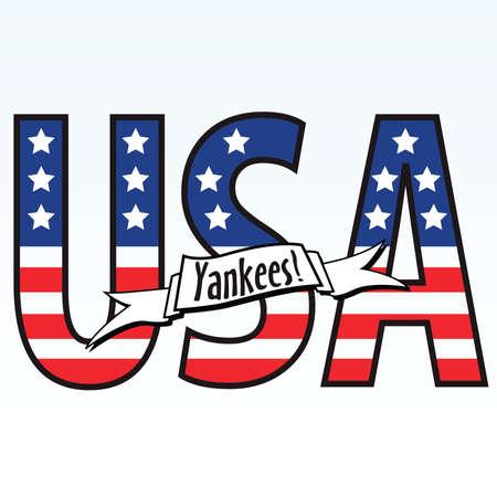 yankees: yankees Illustration