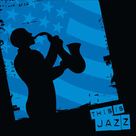 this is jazz Vector