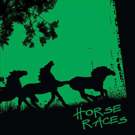 hippodrome: horse races