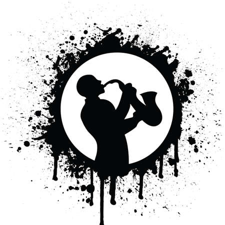 sax: sax player
