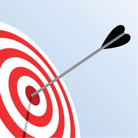 bullseye: Stier Auge