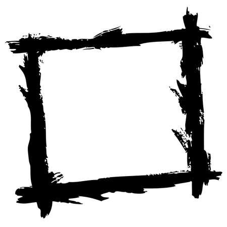 ベクトルのフレーム  イラスト・ベクター素材