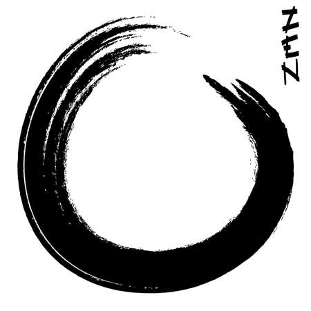 zen Stock Vector - 6180171